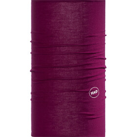 HAD Solid Colours Tube Scarf Berry